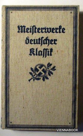 Meisterwerke Deutscher Klassik Große