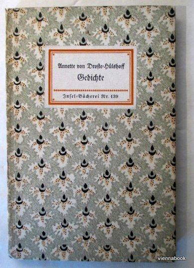Gedichte Insel Bücherei Nr139