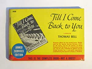 Till I Come Back to You ( Armed Services Edition )