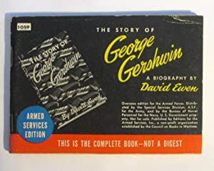 The Story of George Gershwin ( Armed Services Edition )