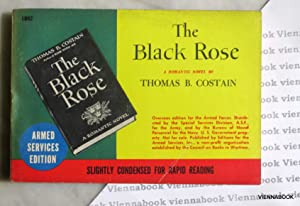 The black rose. A romantic novel ( Armed Services Edition )