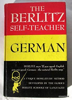 Berlitz Self-Teacher GERMAN