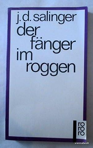 Der Fänger im Roggen: Salinger, J. D.