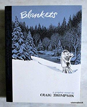 Blankets - a graphic novel by Craig Thompson
