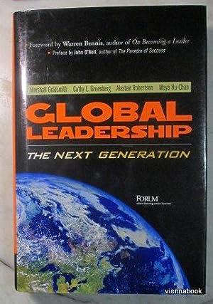 Global Leadership - The Next Generation: Marshall Goldsmith, Cathy