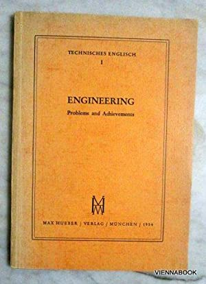 Engineering. Problems and Achievements (Technisches EnglischI)