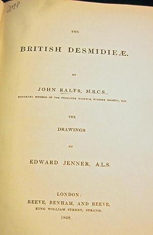 The British Desmidieae: RALFS, J.REEVE