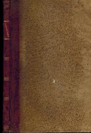Description de 131 Geranions à l'usage de Ch. Dutrieu: [DUMONT, GEORGE LOUIS MARIE DE ...