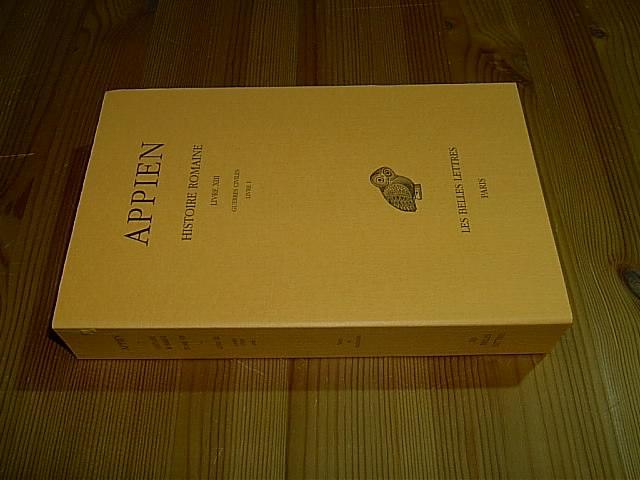 Histoire Romaine Tome Viii Livre Xiii