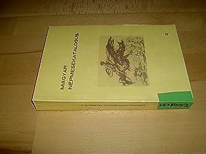 Magyar Nepmesekatalogus / Catalogue of Hungarian Folktales.: Kovacs, Agnes (Ed.):