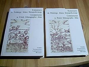 Komentarze do Polskiego atlasu etnograficznego, T. I: Janusza Bohdanowicza (Ed.):