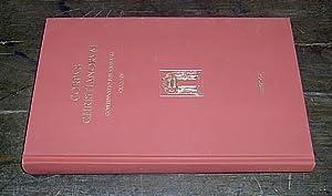 Raimundi Lulli Opera Latina. Tomus XXX: 97-100: Raimundus Lullus /