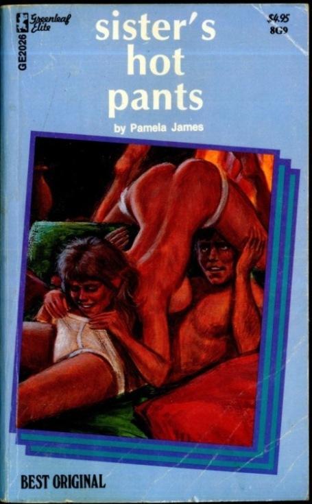 THERESE: Sister Hot Pants