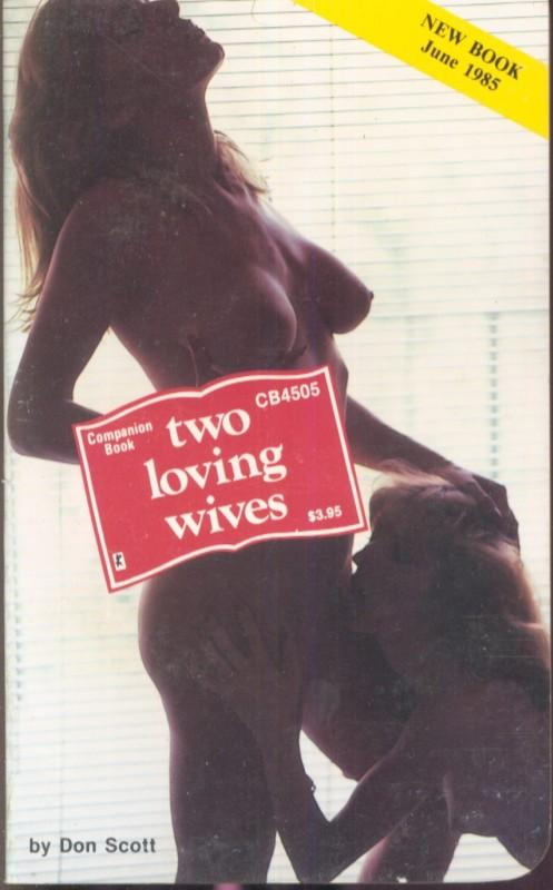 Adult bookstore wives think