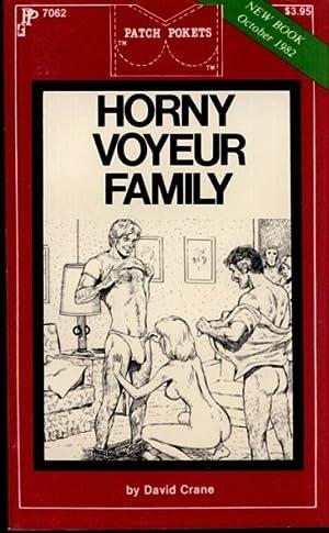 Horny Voyeur Family PP7062: David Crane