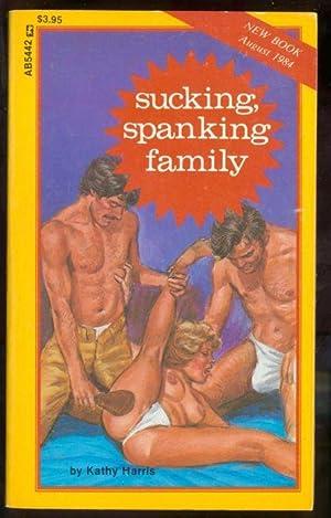 Sucking, Spanking Family AB5442: Kathy Harris