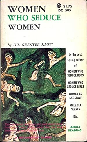 Women Who Seduce Women DC-505: Dr. Guenter Klow