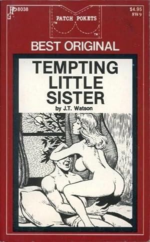 Tempting Little Sister PP8038: J.T. Watson