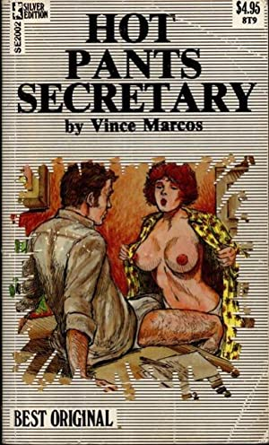 Hot Pants Secretary SE2002: Vince Marcos
