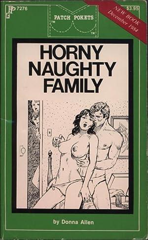 Horny Naughty Family PP7276: Donna Allen