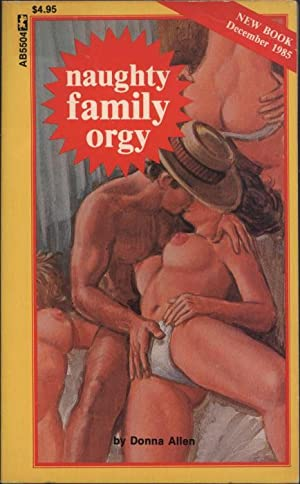Naughty Family Orgy AB5504: Donna Allen