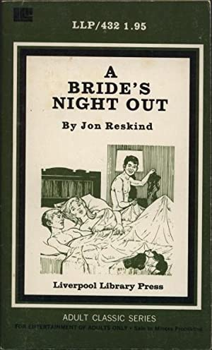 A Bride's Night Out LLP-432: Jon Reskind