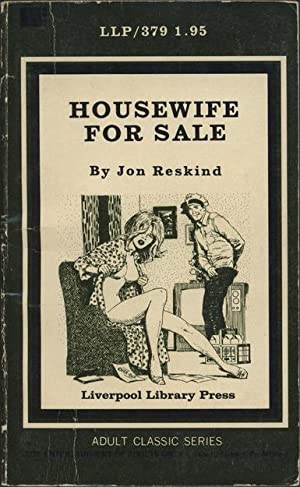 Housewife For Sale LLP-379: Jon Reskind