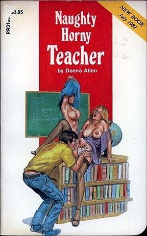 Naughty Horny Teacher PR3188: Donna Allen