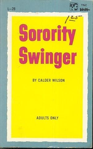 Sorority Swinger L-28: Calder Wilson