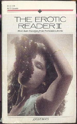The Erotic Reader II: Anonymous