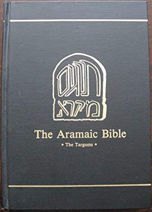 The Aramaic Bible Volume 1A. Targum Neofiti 1. Genesis by M. McNamara. 1992. 1st Edition. Review ...