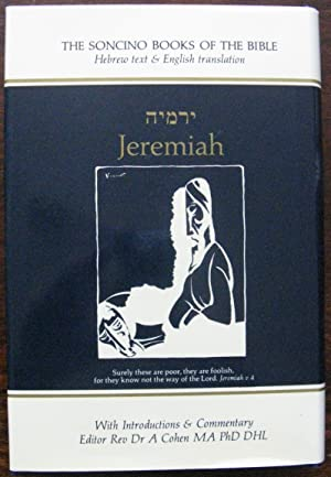 Jeremiah (Soncino Books of the Bible)