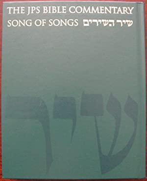 JPS Bible Commentary: Song of Songs