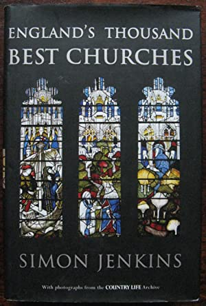 England's Thousand Best Churches by Simon Jenkins.