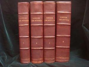 Histoire des Mongols depuis Tchinguiz-Khan jusqu'à Timour Bey ou Tamerlan. Four volume ...