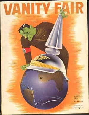 Vanity Fair July 1935 Issue (Magazine): Nast, Conde. Frank Crowninshield
