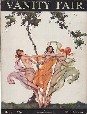 Vanity Fair Magazine, May, 1926: Sydney Howard, Donald