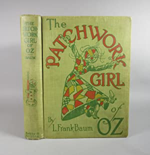 The Patchwork Girl of Oz. Illustrated by: L. Frank Baum