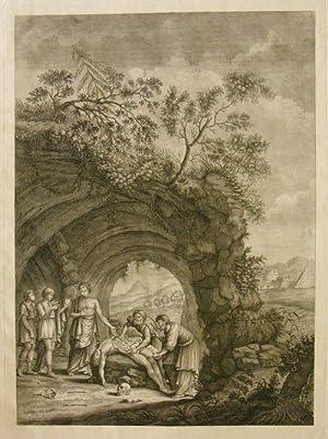 Icones anatomicae quotquot sunt celabratories ex optimis neotericum operibus depromtae et collectae...