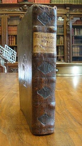 Tychonis Brahei, equitis dani, Astronomorum Coryphaei, Vita. Accessit Nicolai Copernici, Georgii ...