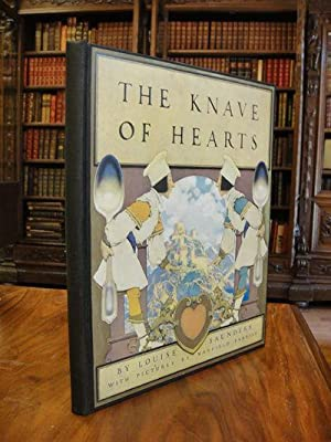 Knave of Hearts in the original box.: Saunders, Louise &
