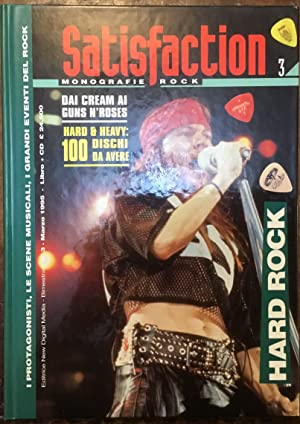 Satisfaction. Monografie Rock n.3, marzo 1995