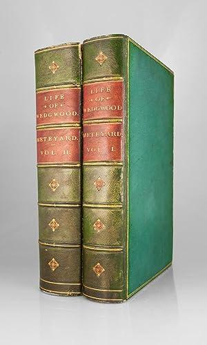 The Life Of Josiah Wedgwood From His: METEYARD, Eliza.