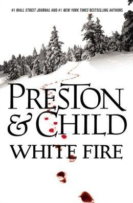 White Fire | Preston, Douglas & Child, Lincoln | Double-Signed 1st Edition