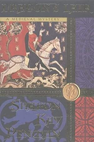 Dragon's Lair | Penman, Sharon Kay | Signed First Edition Copy: Penman, Sharon Kay