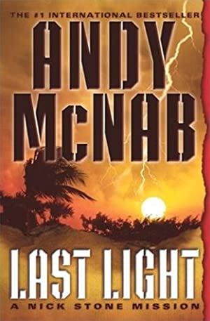 McNab, Andy | Last Light | Signed: McNab, Andy
