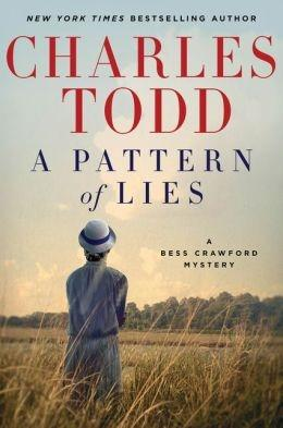 Pattern of Lies, A | Todd, Charles | Double-Signed 1st Edition