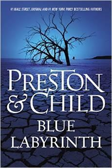 Preston, Douglas & Child, Lincoln | Blue Labyrinth | Double-Signed 1st Edition