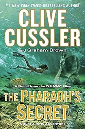 Cussler, Clive & Brown, Graham | Pharaoh's Secret | Double-Signed 1st Edition