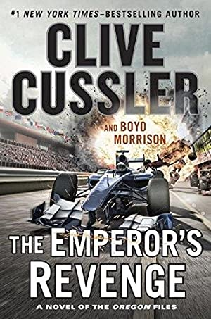 Emperor's Revenge, The | Cussler, Clive & Morrison, Boyd | Double-Signed 1st Edition